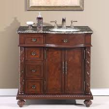 Bathroom Vanities 36 New Perfecta PA 139 Vanity R Single Sink
