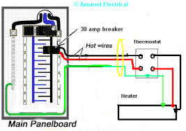 wiring diagram for 240 volt thermostat the wiring diagram hi i have a sylvania model sich 5000w garage heater i am wiring
