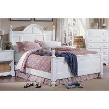 piece emmaline upholstered panel bedroom: carolina furniture works inc carolina cottage panel customizable bedroom set
