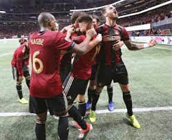 Atlanta United Interactive Seating Chart Average Resale Price For 2018 Mls Cup Tickets Hovering