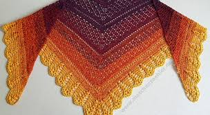 Crochet Shawl Patterns
