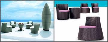 obelisk furniture. allweather synthetic wicker makes it possible to leave patio furniture out all year long at least in california but what if your garden party grows from obelisk r