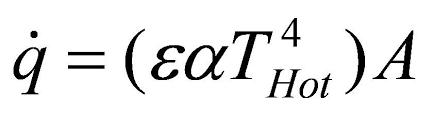 heat conductivity equation. radiation equation heat conductivity t