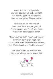 Toller Spruch Zum Muttertag Udn Passt Zu Jeder Mutter Foto