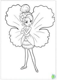 Small Picture Barbie Thumbelina Coloring Pages for girls Barbie coloring pages