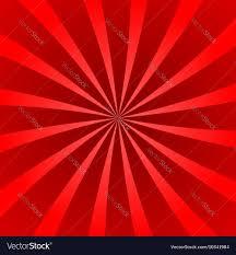 Red Light Burst Red Rays Wave Star Burst