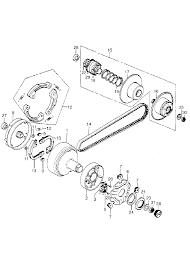 1981 honda pa50 drive assembly parts best oem drive assembly parts hj0906w0297007 m143593sch404818