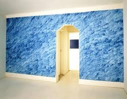 Wall Painting Techniques Glaze For Walls Ideas Interior Design Sponging Wal