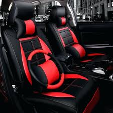 sports car seat covers seat ibiza red and black sports style car seat covers sport car