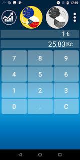 Czech Koruna Euro Converter Android Applications Appagg