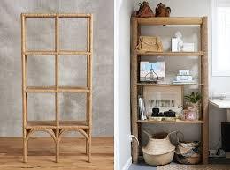 office bedroom furniture. diy ikea hack rope bookshelf office bedroom furniture