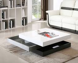 living room table with storage. modern rotary coffee table living room with storage e