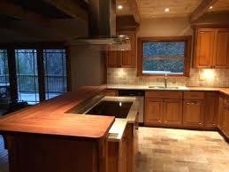 cherry wood countertops cherry butcher block cherry wood cabinets black granite countertops