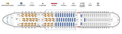 boeing 787 9 dreamliner interior seat map