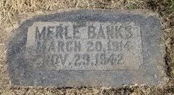 Dorothea Merle Jennings Banks (1914-1942) - Find A Grave Memorial