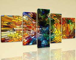 Extra <b>large painting</b> | Etsy