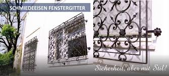 Fenstergitter Metall Webshop