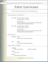 Resumes On Microsoft Word 2007 Free Resume Templates Microsoft Word 2007 Download Office