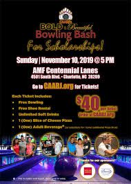 Bowling Event Flyer Caabj Bold And Beautiful Bowling Bash Flyer Nov 10 2019
