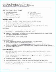 Sample Resume For Fresh Graduate Computer Engineer Valid Software