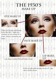 looking for make up inspiration that will make you stand out from the crowd re create vine glam with this step by step guide to get the clic 1930 s