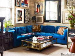 Blue And Gray Living Room Ideas