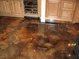 acid stained concrete floor. Plain Floor Acid Stained Concrete Floor Inside N