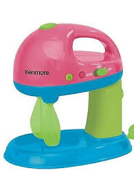 kenmore kitchen set. kitchen toy play set my first stand mixer by kenmore for kids | what\u0027s it worth