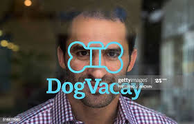 DogVacay co-founder and CEO Aaron Hirschorn poses behind the... News Photo  - Getty Images