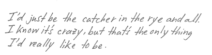 The Catcher In The Rye Phony Quotes. QuotesGram via Relatably.com