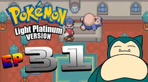 Merydian City Light Platinum Gym Pokemon Light Platnuim Part 31 Merydian City Gym Leader Aizen