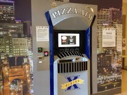 Vending Machine Pizza Maker New It's Conquered Xavier University Now Pizza ATM Is Ready To Take The