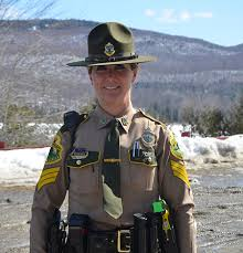 State Police Encourage Women To Become Troopers Barton Chronicle