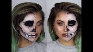 half skull half glam ad