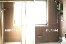 replace shower doors with curtain replacing shower door removing shower door how to remove old shower