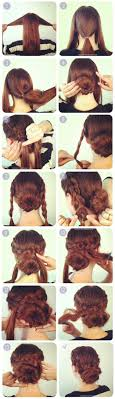 best hairstyles for long hair hot crossed bun step by step tutorials for easy