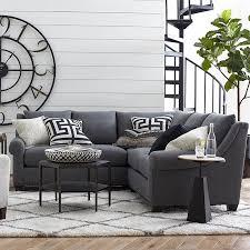 Choose stylish furniture small Sofa Bassett Furniture Fabric Sectionals Sectional Sofas Sectionals
