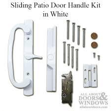 pella patio door handle vinyl sliding