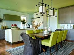 green leather dining chairs dining room chic green themed dining room featuring simple wooden dining table green leather dining chairs