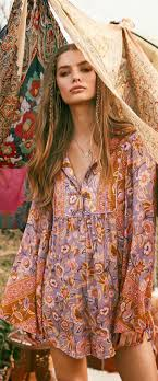 Editor's Pick : Gypsy Style Clothing and Apparel To Try Now. As featured