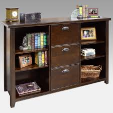 Cherry File Cabinets Kathy Ireland Home By Martin Tribeca Loft Bookcase File Cabinet