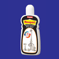 rooperi instant contact silver shine
