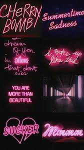 Hot Pink Aesthetic Wallpapers ...