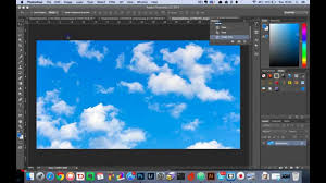 Cloud Photoshop Brushes How To Create A Cloud Photoshop Brush Youtube