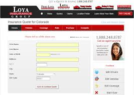 fred loya auto insurance quote step 3