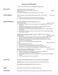 Office Post Office Resume