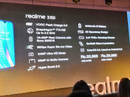 Realme 3 Pro and Realme C2 launched in ...