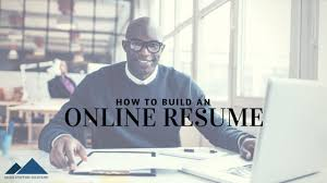 You.com: How To Build An Online Resume