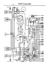 wiring diagram for 1972 chevy truck ireleast info 72 chevy starter wiring diagram 72 wiring diagrams wiring diagram