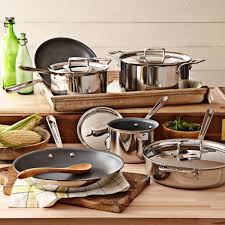 Copper Kitchen Decorations Decor Tips Kitchen Ideas With All Clad Copper Core And Copper
